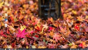 Apricity OS Cinnamon Desktop